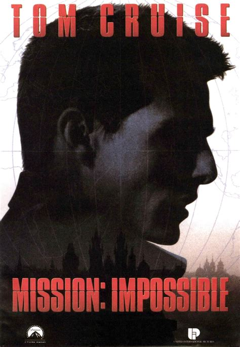 Mission Impossible 1 by Discover Anagnorisis Mission Impossible Marathon