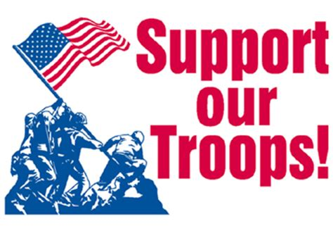 Support Our Troops Clipart christopher bollyn
