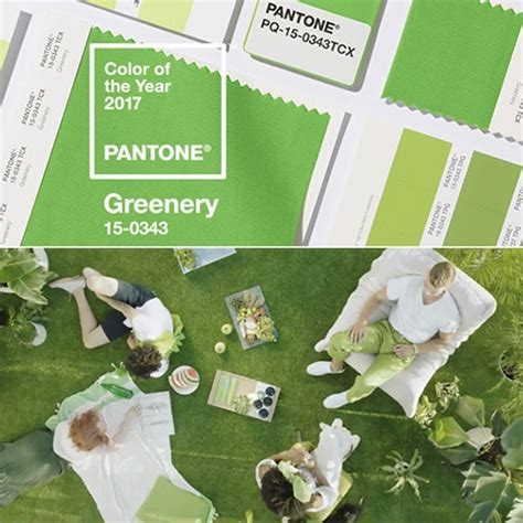 the color of 2017 pantone color of 2017 is greenery pantone 15 0343 quot a