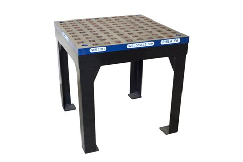 3 Foot Stand 3 Ft X 3 Ft Weldsale Platen And Stand Wsc 33d Bundle