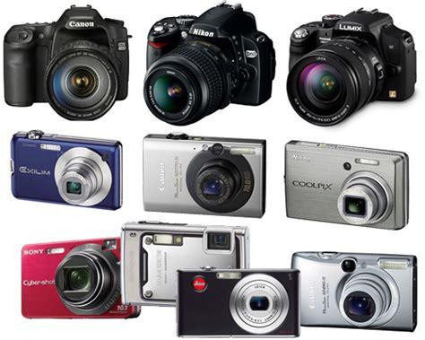 Kamera Canon Dslr Semua Tipe mengenal macam jenis kamera digital dan fungsinya 422024