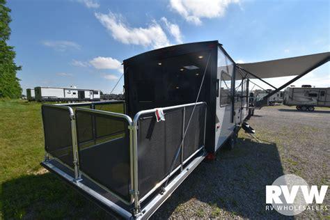 wildwood fsx rt toy hauler travel trailer