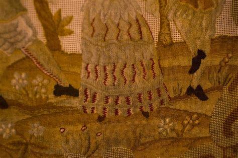 Tableau Tapisserie by Tableau Tapisserie Point De Croix Ancienne Sc 232 Ne