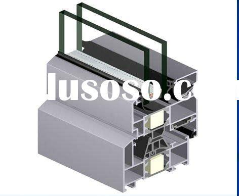 aluminum section manufacturer aluminium section window aluminium section window