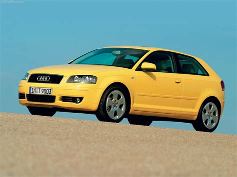 Audi A3 3 door (2003) picture #19, 1024x768