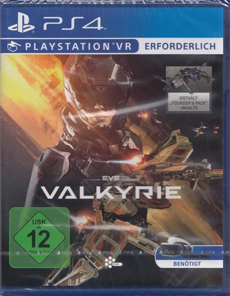 Ps4 Playstation 4 Valkyrie Vr valkyrie playstation 4 ps4 vr required new ovp ebay