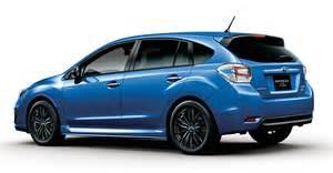 2015 Subaru Impreza Sport 2015 Subaru Impreza Sport Hybrid Revealed In Japan Image