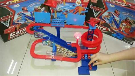 Termurah Track Racer New Series Cars Mainan Anak Jual Mainan Cars Racing Track Murah Doovi