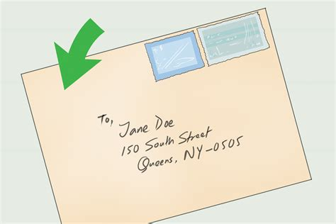 how to send a letter 3 ways to send a letter without your parents knowing wikihow