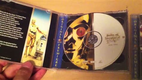 Vcd Original All The wars trilogy special edition on cd vcd part 4 of my wars reviews