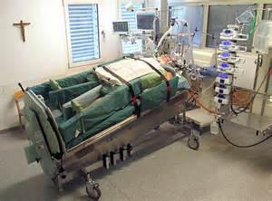 rotorest bett malteser krankenhaus st carolus in g 246 rlitz intensivstation