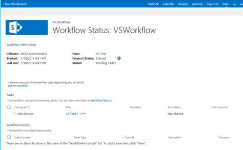sharepoint workflow status setting workflow status in visual studio and sharepoint