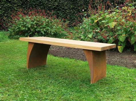 designer garden bench urban garden bench contemporary garden furniture chris