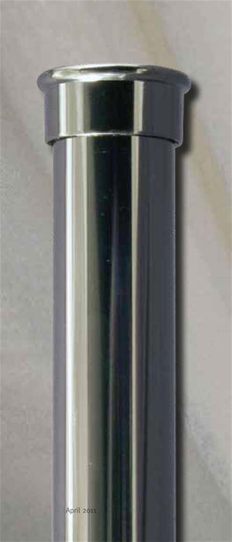 metal curtain rods long corrente endcap 1 3 8 quot custom metal curtain rod extra