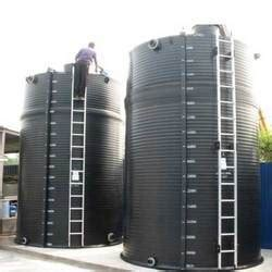 Hydrochloric Acid Shelf by Hydrochloric Acid Storage Tank From Spirall Plastics