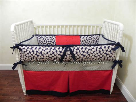 Baseball Crib Bedding Set Kenny Boy Baby Bedding Baseball Baseball Baby Bedding Crib Sets