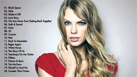 taylor swift songs taylor swift s greatest hits best songs of taylor swift