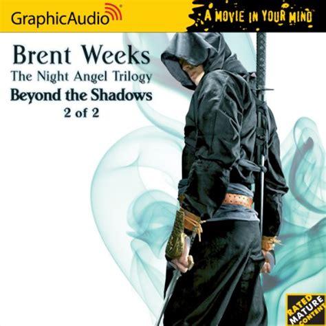 Beyond The Shadows book series by brent weeks