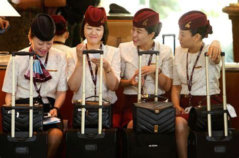 Qatar Airways Careers Cabin Crew Dubai by Qatar Airways Relaxes Grip On Cabin Crew As Carrier Grows