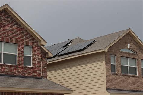 home solar panels houston solar power shedding image in houston houston media