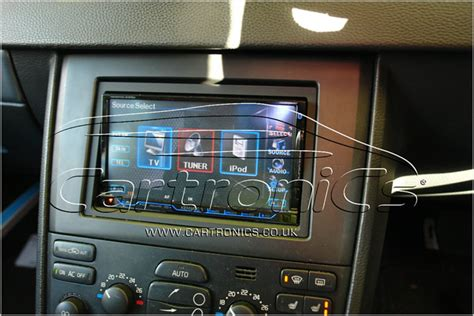 volvo xc90 radio replacement volvo xc90 add a replacement radio av system