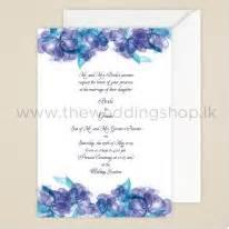 wedding card wordings in sri lanka wedding invitations