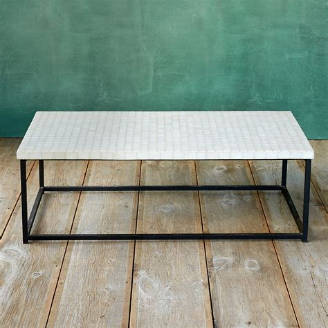 10 easy pieces marble top 10 easy pieces tile coffee tables gardenista