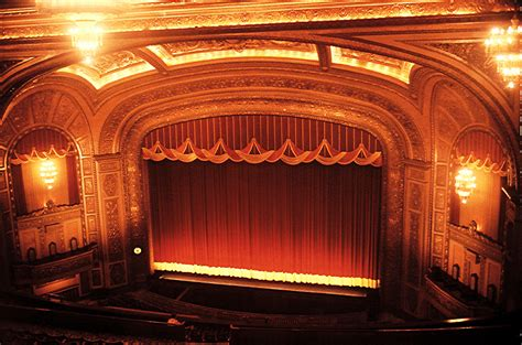 proscenium curtain different theater spaces skyline stage technology