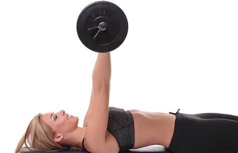 close hand bench press top 15 triceps exercises for women