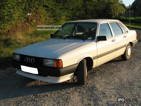 audi cc 1985 audi 80 cc with g cat car photo and specs
