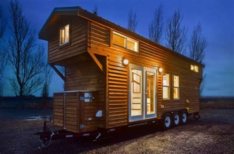 glamorous tiny house rustic glamour tiny home by mint tiny house company