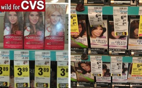 cvs hair color smart couponers cvs deals on haircolor with new coupon