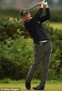 luke donald swing video the open 2010 live coverage of day two from st andrews