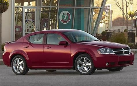 used 2008 dodge avenger for sale pricing features edmunds
