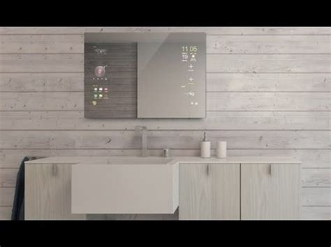 bathroom smart mirror android bathroom smart mirror by mues tec owatis