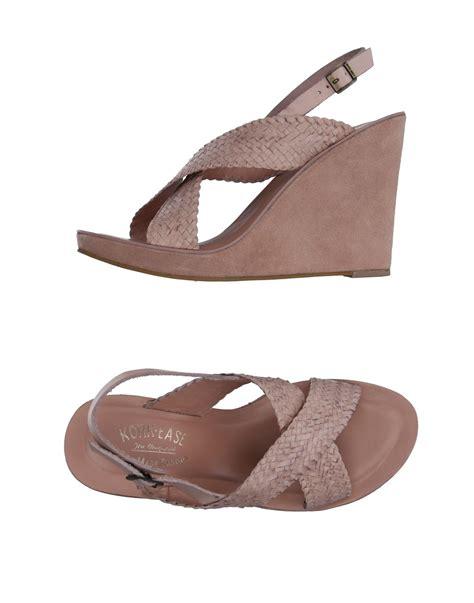 kork ease shoes kork ease sandals lyst