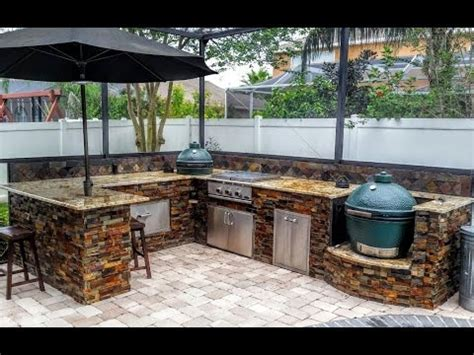 best outdoor kitchen designs best outdoor kitchen design ideas youtube