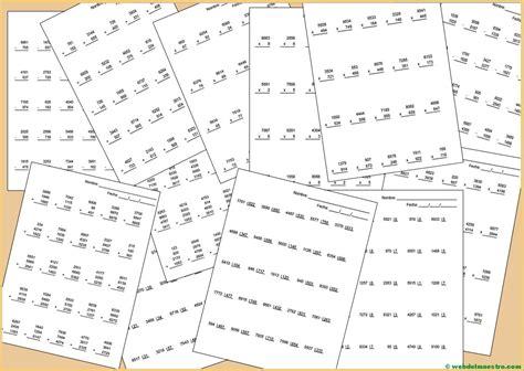 imagenes de operacion matematicas operaciones de matem 225 ticas ii web del maestro