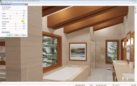 Home Designer Pro 2014 Chief Architect Chief Architect Tip Trace Rendering