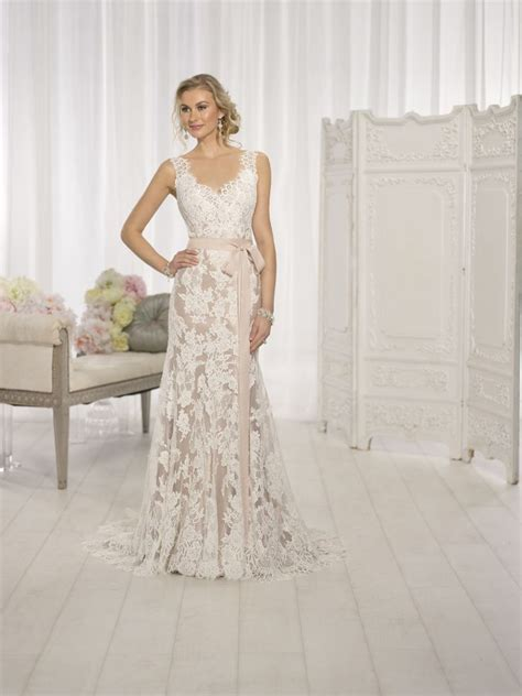 Lace Wedding Dresses Designer by Lace Wedding Dress Australian Designer Wedding Dresses In