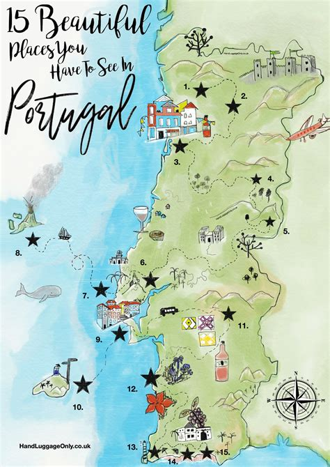Find In Portugal 15 Stunning Places You To See In Portugal