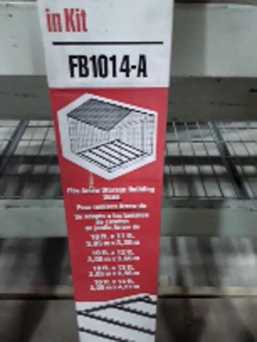 arrow floor frame kit