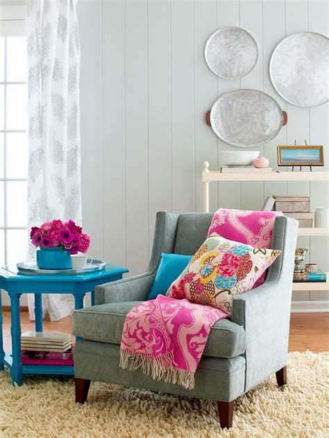 neutral living room with pops of color apartment style me myself and i on pinterest