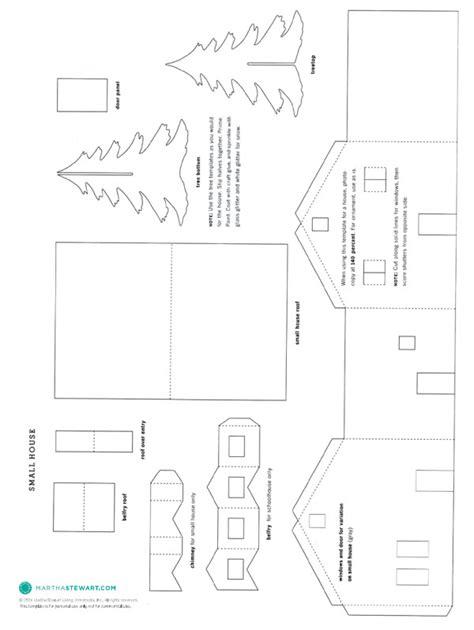 Papier De Maison by Fabriquer Une Maison En