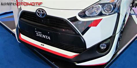 Toyota Car Decal Sticker Toyota Bagian Bak Belakang Ukuran Besar 120cm inspirasi modifikasi quot ringan quot toyota sienta hasil