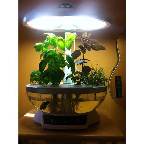 best indoor garden system aquaponics system fish tank aquarium planter grow light