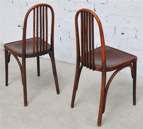 chaises thonet chaises thonet bistrot chaises vintage thonet meuble