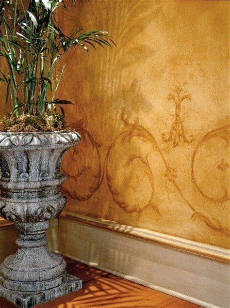 decorative wall painting techniques home furniture eye for design decorating with faux finishes and old