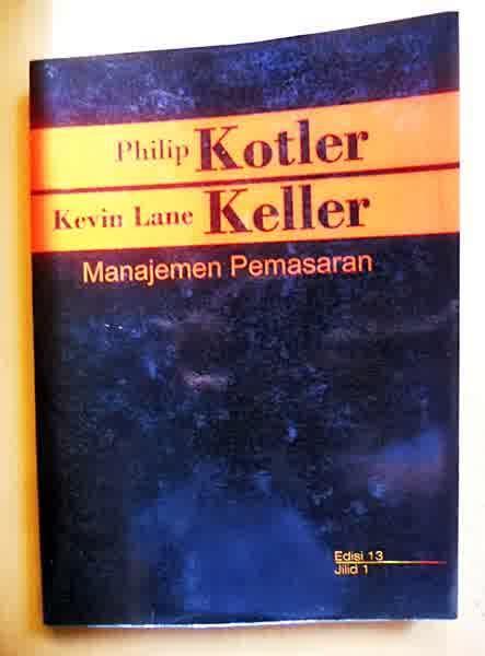 Manajemen Pemasaran Jilid 1 jual manajemen pemasaran jilid 1 edisi 13 philip kotler jenius toko buku diskon