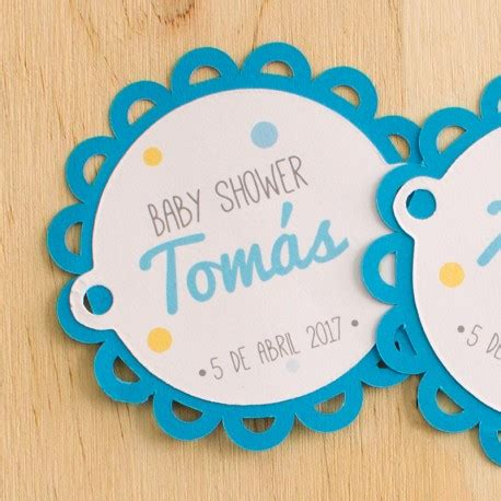 Etiquetas Para Baby Shower by Etiquetas Orladas Baby Shower Papelpop